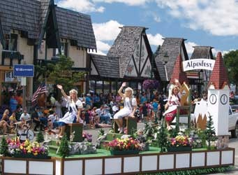 Gaylord~ use to spend the summer. Love this festival.