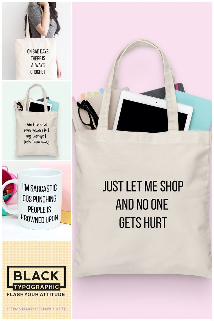 Funny Quote Gifts For Those With A Quirky Sense Of Humour Click The Image To Check Out Our Entire Range Funny Gift Quotes Funny Canvas Tote Bags Gift Quotes