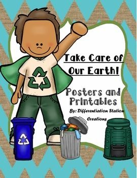 Earth Day Project For Kids Reuse Recycle