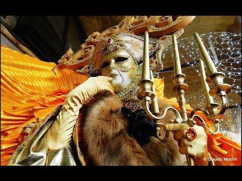 CARNEVALE DI VENEZIA 2016 LE MASCHERE PIU' BELLE - Venice Carnival the most beautiful masks - HD - YouTube