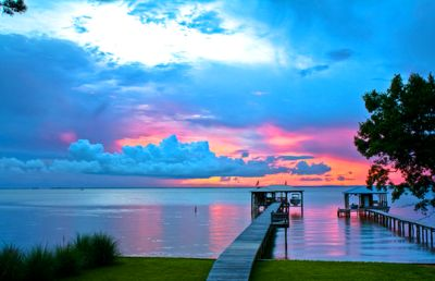 Mobile Bay, ALSky, Gulf Shore, Bays, Sunris, Beautiful Sunsets, Cotton Candies, Places, Mobiles Alabama, Sweets Home Alabama