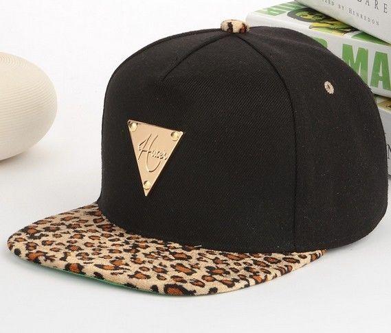 NEW Trukfit Black Leopard Baseball Snapback Hat Hip Hop Bboy KPOP Cap Adjustable #BaseballCap
