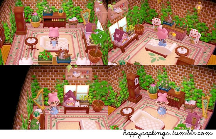1000 images about acnl interior inspiration ideas on for Modern house acnl