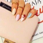 Foto podkradzione od naszej klientki <3 #eclair  #nails  #nailart  #nailporn  #nailswag