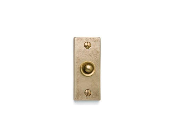 Rectangular Contemporary Door Bell