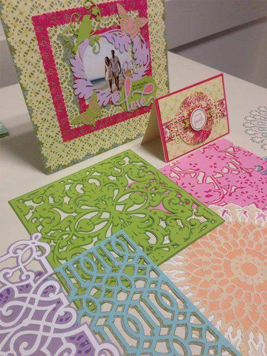 Card Making Embellishment Ideas Part - 38: Elegant Embellishments