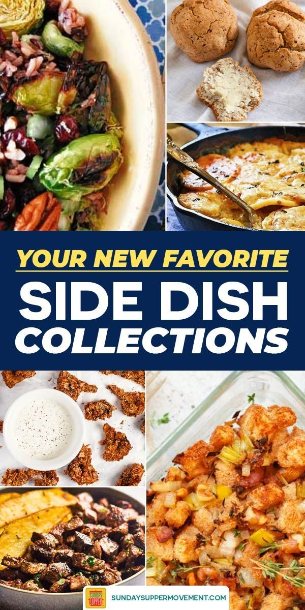 Best Sides For Christmas 2020 Side Dish Collections You Need in 2020 | Side dishes easy, Side