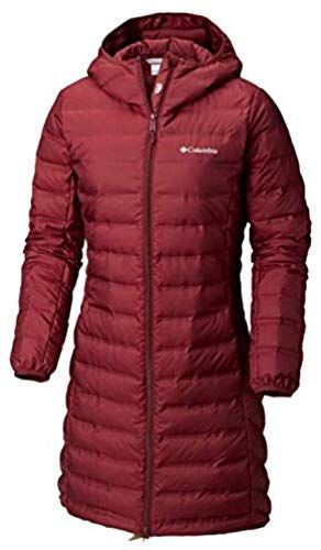 New Columbia Women's McKay Lake Long Down Hooded Winter ...