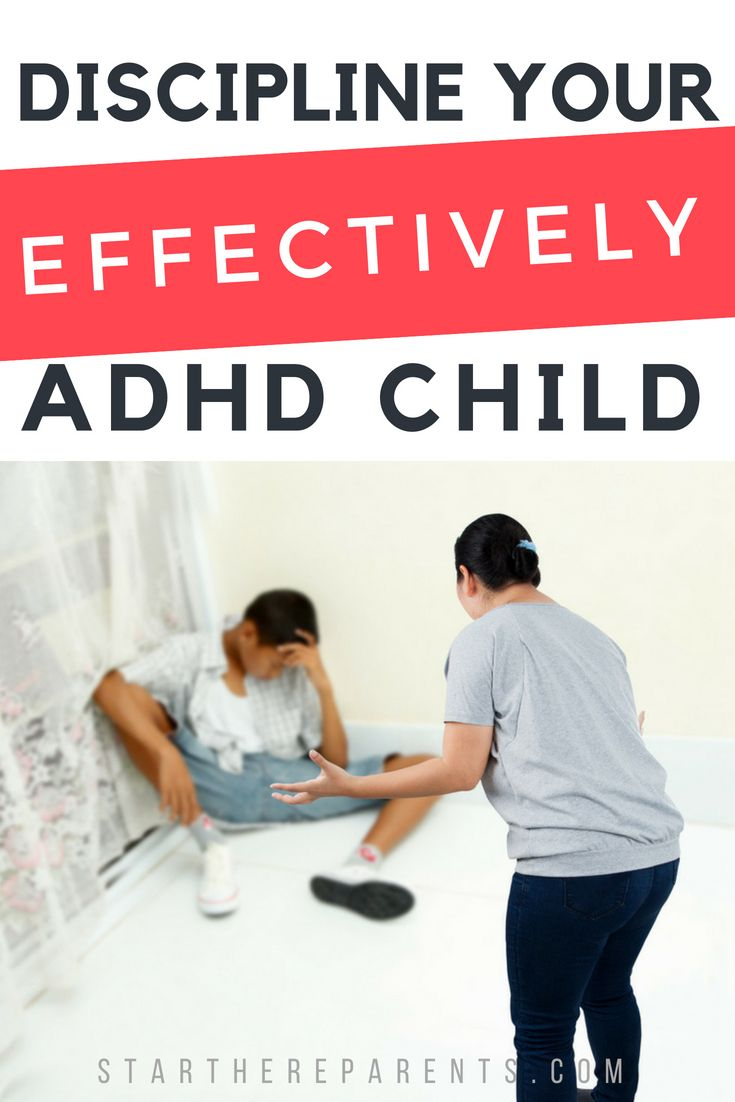 ADDADHD Children: Effective Discipline Techniques