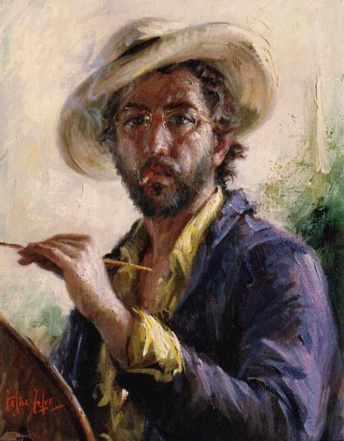 Maher Art Gallery: Felice Tafuri. Italian Painter