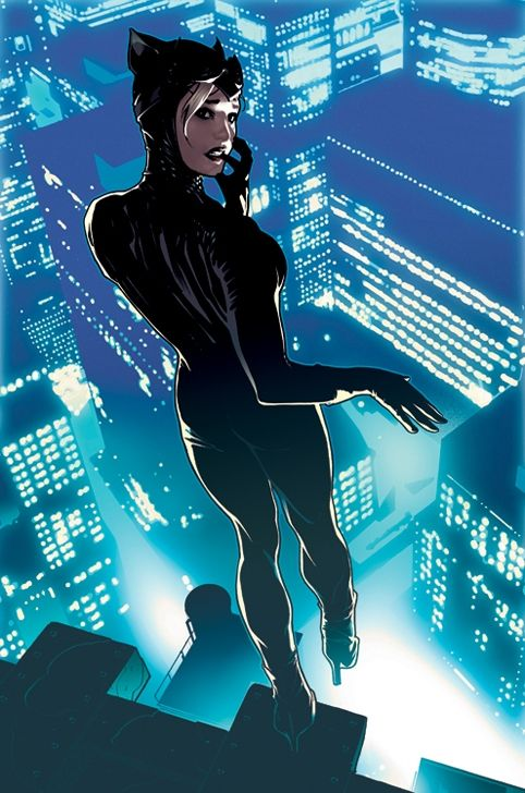 Catwoman #53. Hmm, ambiguous. I am intrigued.