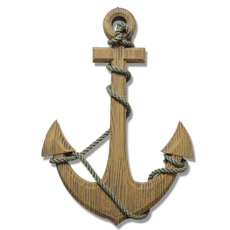 Furnistars Ornamental Nautical Ship Anchor Wall Decoration