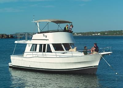 2003 Mainship 390 Trawler Power Boat For Sale - www.yachtworld.com