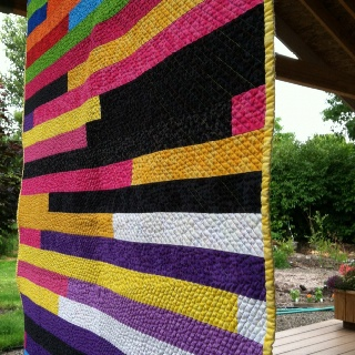 Relay For Life 2012 Quilt