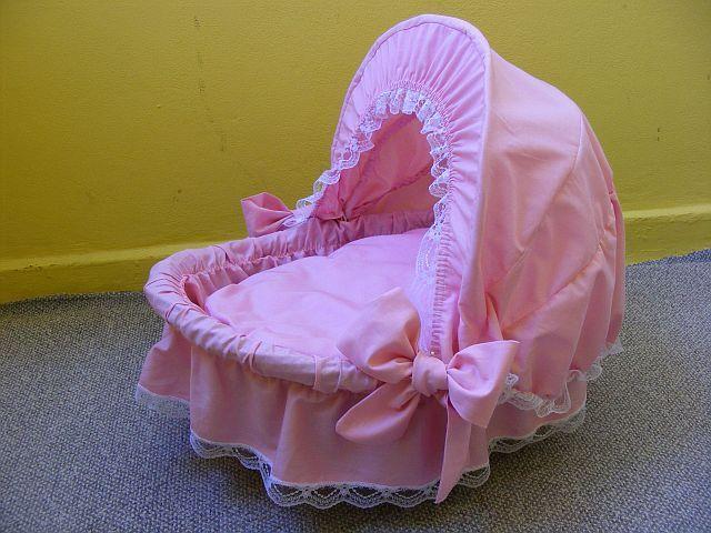 Košíček pro MIMINKO - krásná práce .