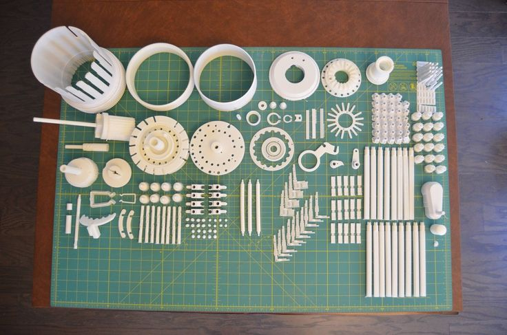 Building a Gorgeous Mechanical Calculator With 3D-Printed Parts