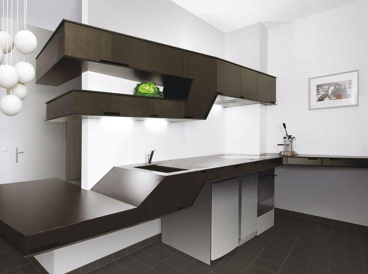 27 best K i t c h e n images on Pinterest   Counter, Küchen und Minimal