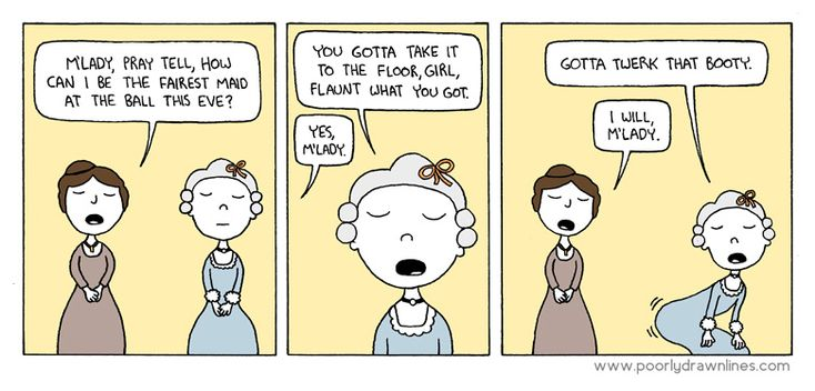 the ladys advice