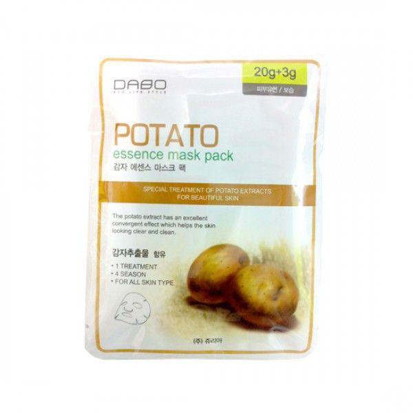 [DABO] Mask Pack Potato 28g