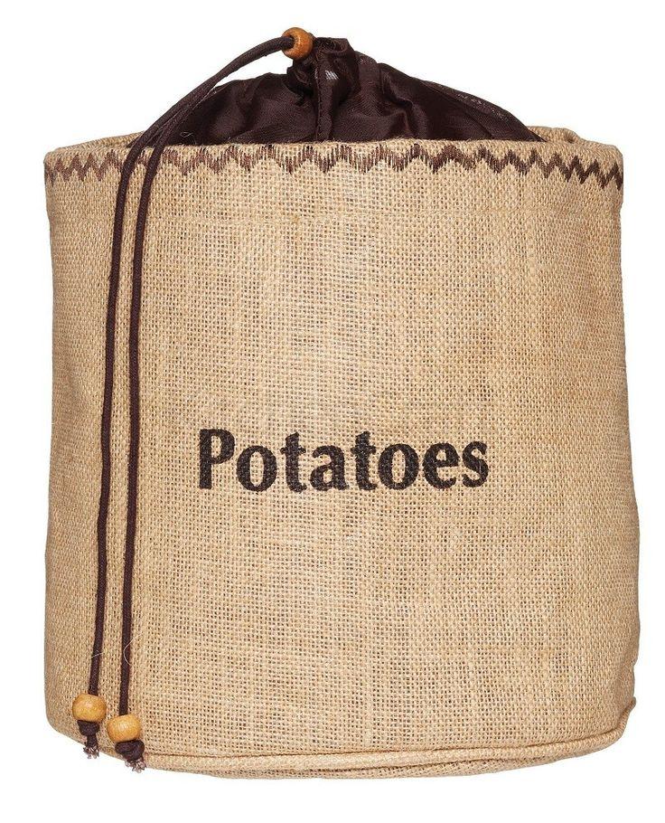 KitchenCraft Jute Potato Sack
