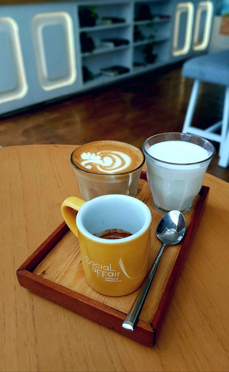 """""""Deconstructed Latte"""", Social Affair, Jakarta"""