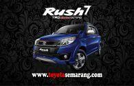 Daftar Harga Dan Paket Kredit Toyota Rush Di Semarang