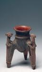 Costa Rican Tripod Vessel. Arte Primitivo, sale 64, item 344