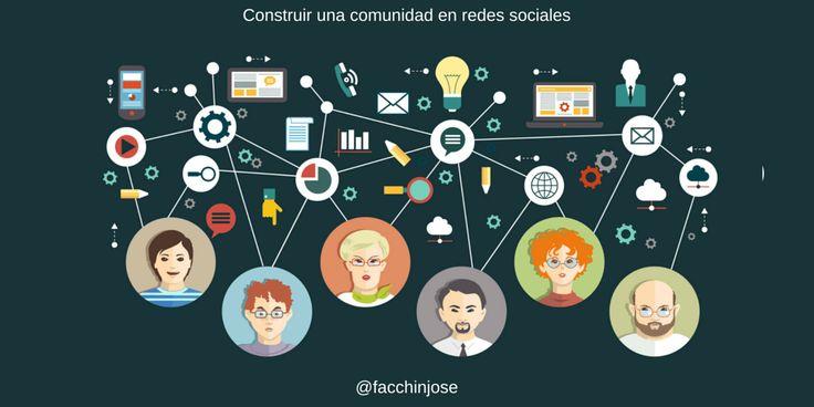 ¿Cómo construir una comunidad en redes sociales en torno a tu Marca?