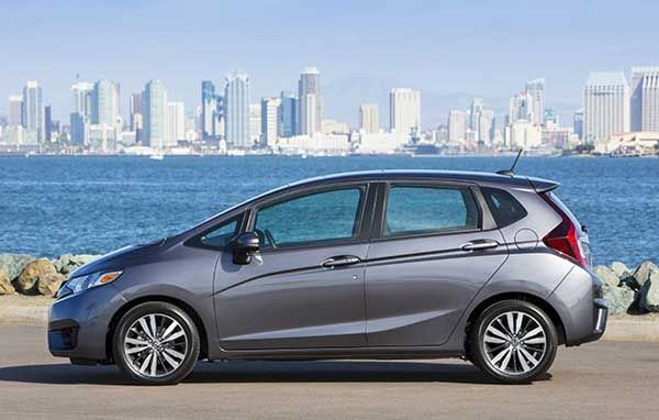 2016 Honda Fit  Reviews #cars #honda #fit #automotive