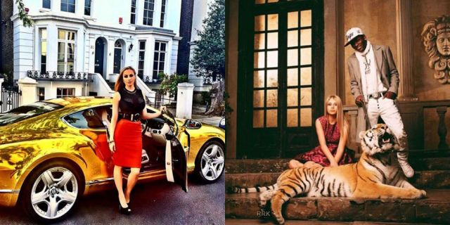 This Instagram Account Documents the Insanely Opulent Lives of Russia's Richest Kids