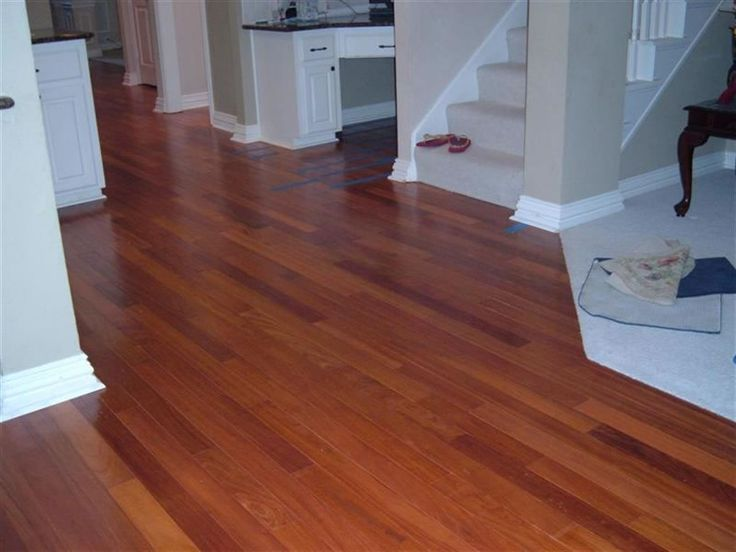 Best 25 Brazilian Cherry Hardwood Flooring Ideas On