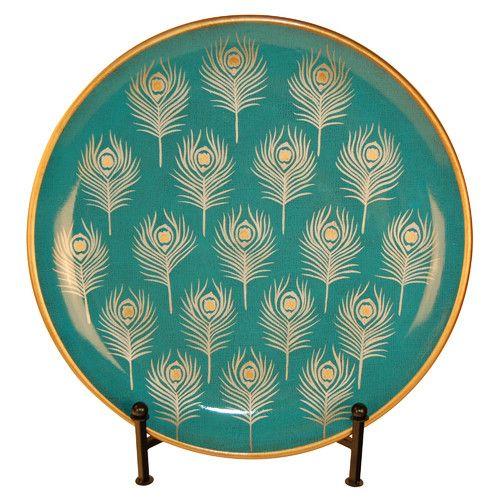 Peacock Platter, Everest