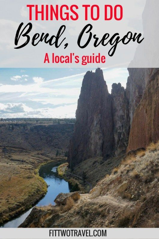 Bend, Oregon is a hot destination. With plenty of outdoor activities, good beer and great food, you really cant go wrong. Don't miss these things to do in Bend Oregon Fittwotravel.com