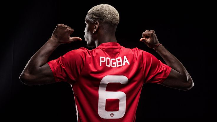 Pogba to wear number six at United - Official Manchester United Website