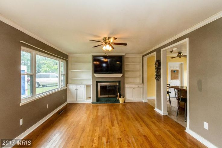 Those hardwood floors! This 3-bedroom Springfield house sold for $380,000.