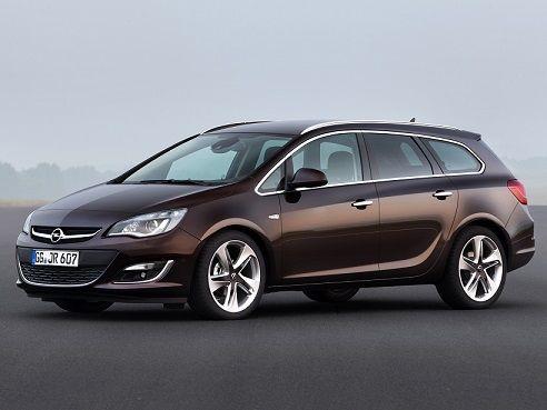 #Opel Astra Sports Tourer