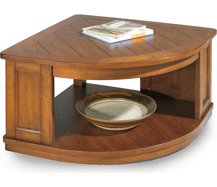 Lane Kenilworth Wedge Lift Top Cocktail Table