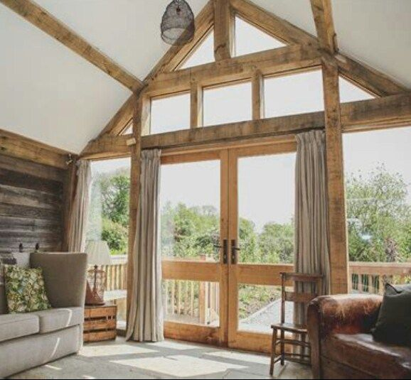 Vaulted Ceilings Are Recognized Officially As Well As Informally With Many Designatio Small House Vaulted Ceiling Vaulted Ceiling Living Room Timber Frame Barn
