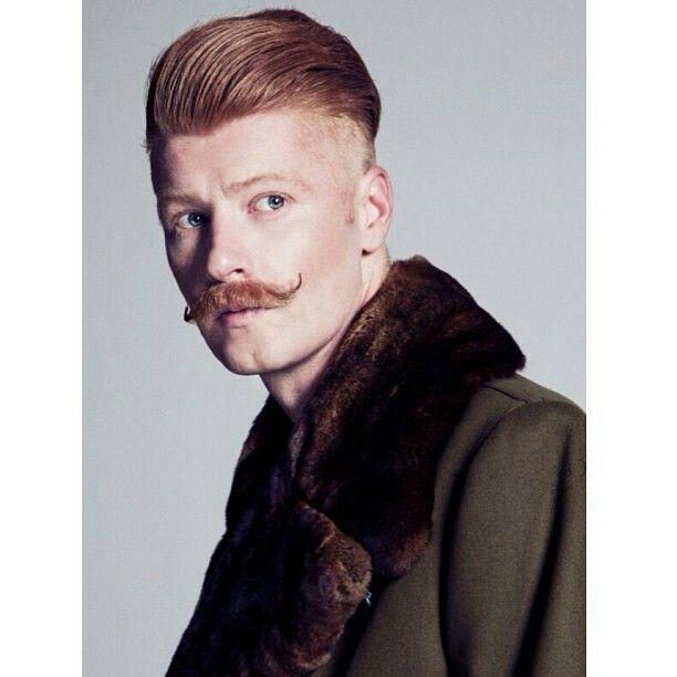 Verkerk, Best red moustache