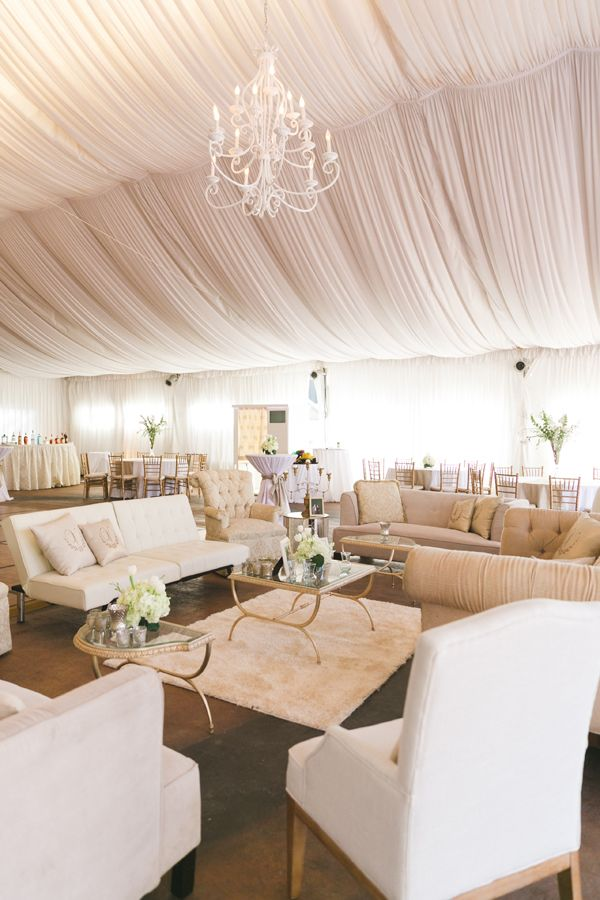 glamorous lounge space | Dark Roux #wedding