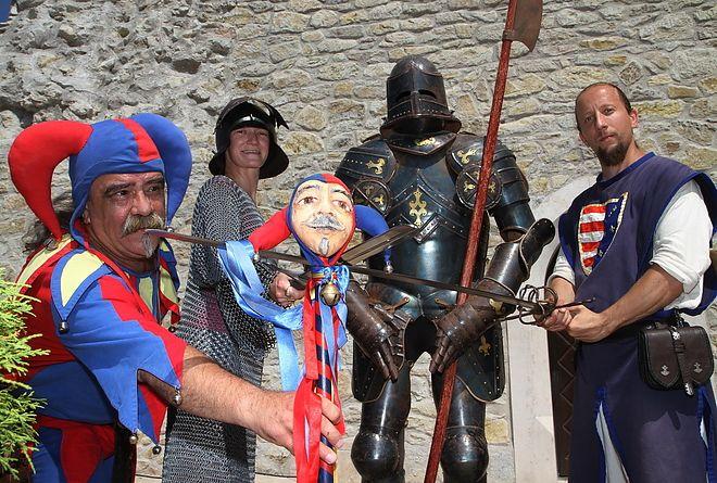 Diósgyőr - living Middle Ages
