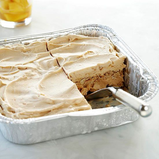 You can't beat the delicious flavor of this Dulce de Leche Ice Cream Torte: http://www.bhg.com/recipes/desserts/ice-cream/ice-cream-treats/?socsrc=bhgpin011914dulcedelecheicecreamtorte&page=10