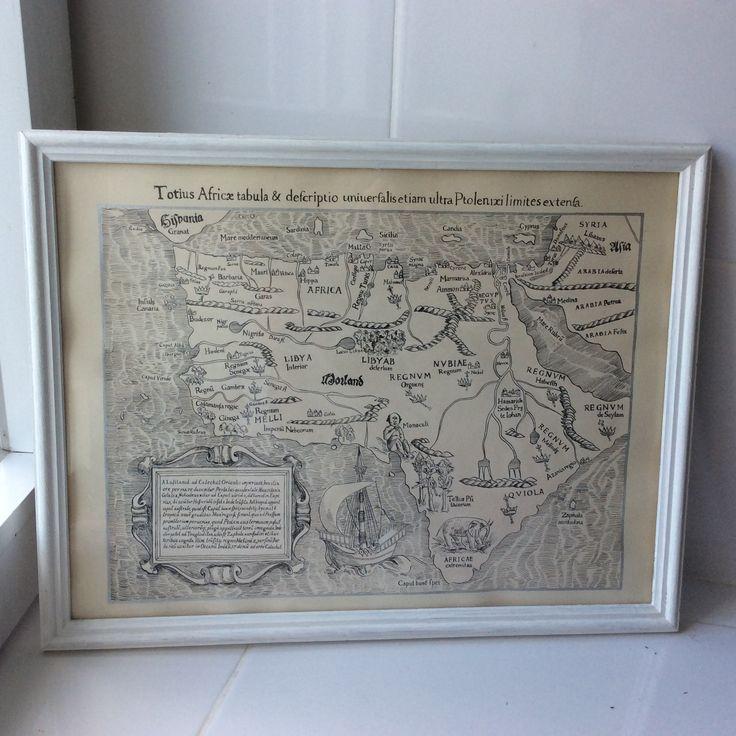 #карта-пергамент купить в Москве# карта ручная работа #графика перо#