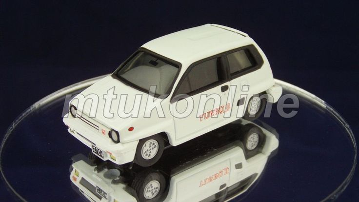 TOMICA LIMITED 74 HONDA CITY TURBO II | BULLDOG | 1/57 | TL-0074 | 2006