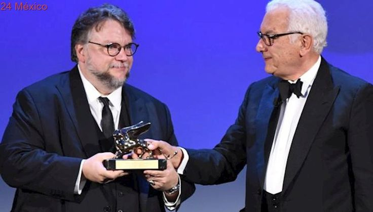 Guillermo del Toro gana León de Oro a mejor película en Festival de Cine de Venecia