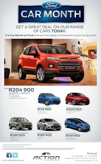 Catch these amazing deals on our Car Month promotion! #car #deal