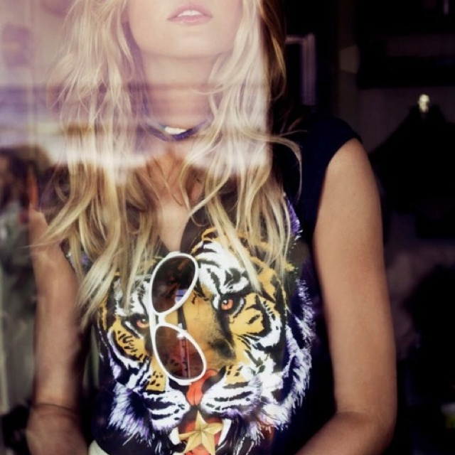 Kind of obsessed with tigers right now...