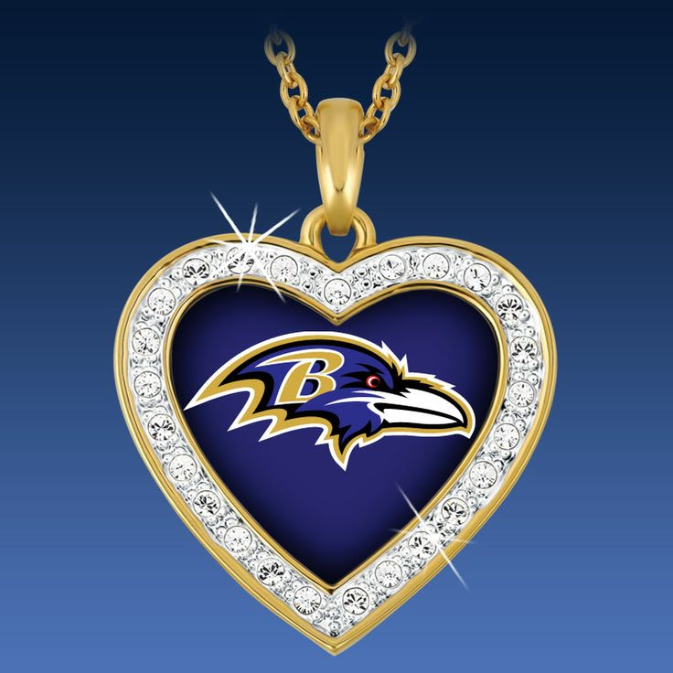 baltimore ravens christmas | Baltimore Ravens Christmas Stocking and Crystal Pendant - The Danbury ...