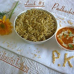 Moong Dal Khichdi Recipe-Moong Dal Recipe | Padhuskitchen