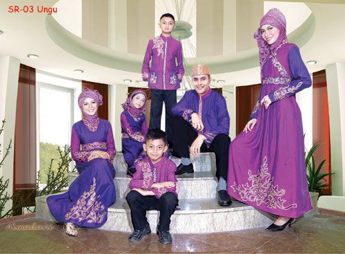 #Sarimbit keluarga lengkap untuk dengan koleksi anak